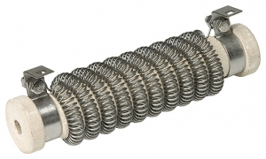 Wirewound Power Resistor Element