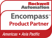 Rockwell Automation Encompass Product Partner - America, Asia Pacific